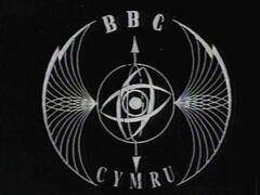 BBC TV Bat's Wings Cymru
