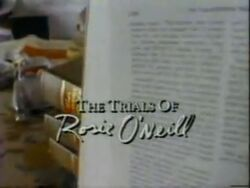 The Trials of Rosie O'Neill