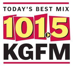 KGFM 101.5