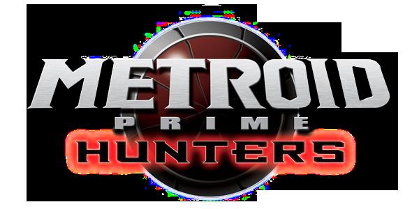 Metroid Prime Hunters logo