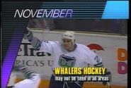 Sportschannel New England's November Line-Up Video Promo From The Early 1990's