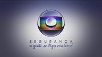 Globo Segurança A gente se liga em você logo Maio de 2011
