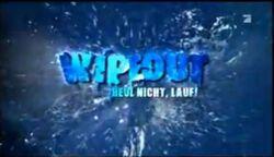 WipeOut - Heul Nicht Lauf