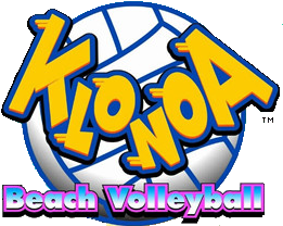 Klonoa Beach Volleyball Logo