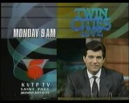 KSTP-TV Channel 5 Something's Happening 1989