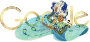 Google Celia Cruz's 88th Birthday