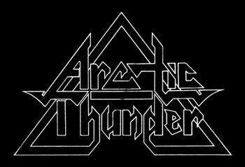 Arctic Thunder band logo