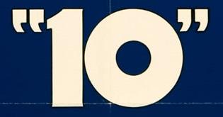 10 movie logo