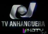 Logo tv anhanguera hd 2009