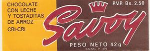Savoy-80s