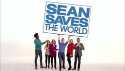 Sean Saves the World Main Title