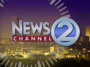 KJRH NewsChannel 2 1993