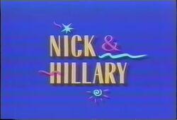 Nick & Hilary