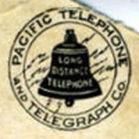 Pacific Telephone 1890s