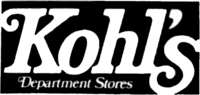 Kohl's logo 1975
