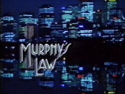 Murphys law a