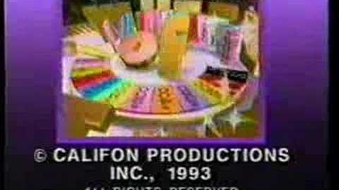 Merv Griffin Enterprises (1993) KingWorld (1989)