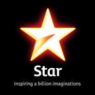 Hot Star Logo Black