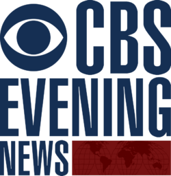 CBS Evening News logo