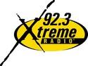 92.3 Xtreme Radio logo