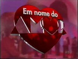 Em Nome Do Amor 1999
