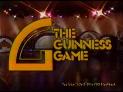 The Guinness Game