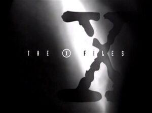 X-Files intro