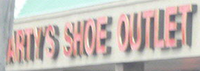Arty's Shoe Outlet