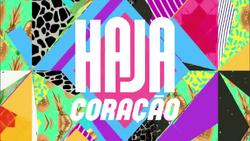 Haja Coração 2016 promo