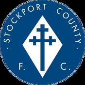 Stockport County FC logo (1978-1989)