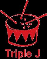 Triplej triplej logo 1991-0