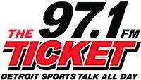 97-1 The Ticket logo