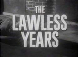 LawlessYears
