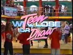 Teen Win Lose or Draw UK