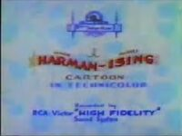 Harman-Ising Productions1935