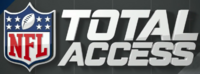 NFL Total Access 2015 3D logo