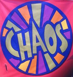 Chaos ride logo