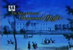 Secret diary of desmond pfeiffer