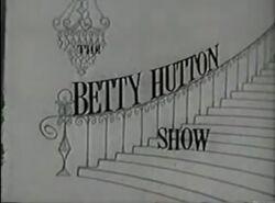 The Betty Hutton Show