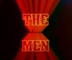 ''The Men'' Title Card