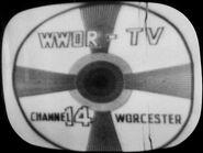 WWOR-TV Channel 14 Worcester Test Pattern