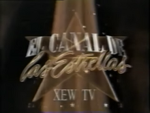 XEW Canal de las Estrellas 1994