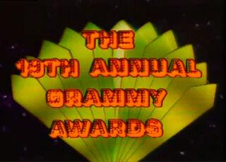 Grammys 19th