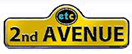 ETC 2nd Avenue 2005 logo