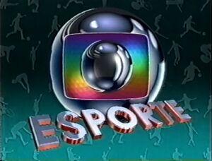Plantão Esportivo da Globo 1998