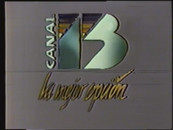 Canal13Mexico 90s