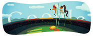 Google London 2012 Olympic Games - Pole Vault