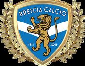 Brescia Calcio logo (100th anniversary)