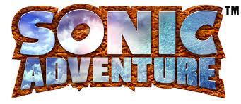 Sonic adventure logo