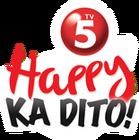 TV5 Happy Ka Dito Logo